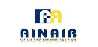 Logotipo Ainair